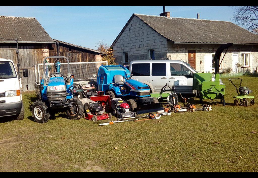 kompleksowa pielęgnacja trawników bardena